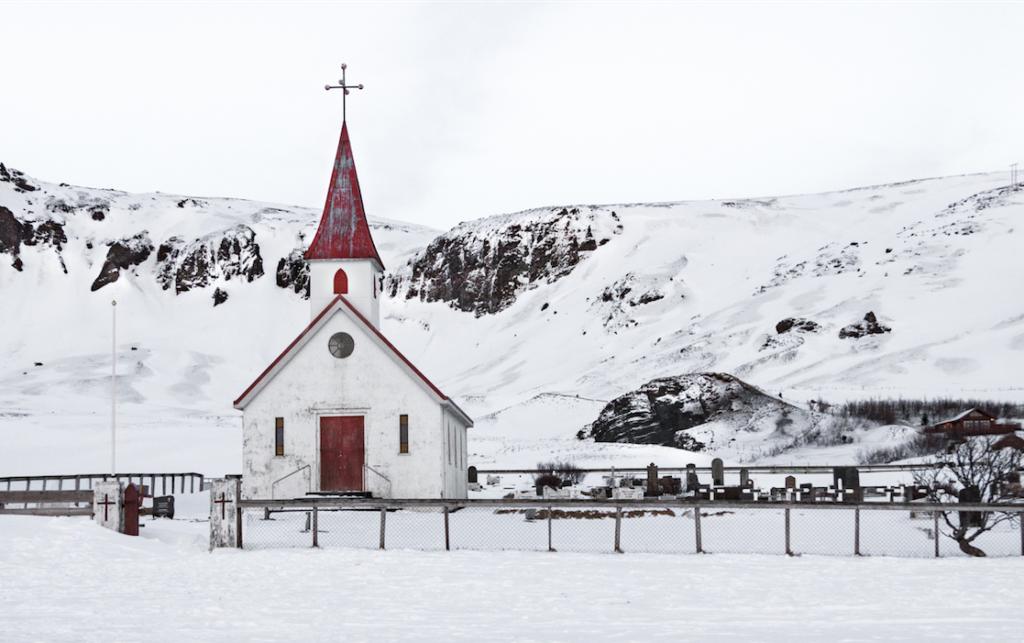 Eglise Islandaise Islande