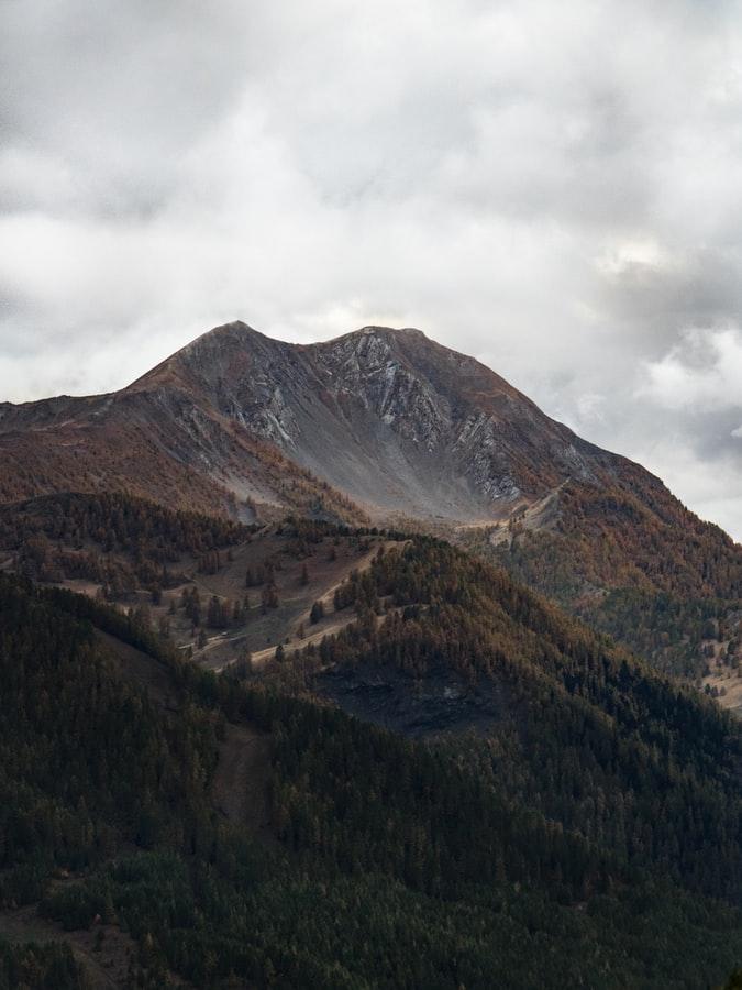 Montagne Orcières Merlette