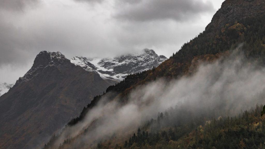 Montagnes Fumantes Orcières Merlette